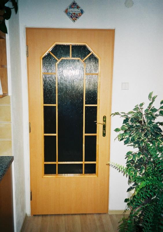 Renovace dveří louda